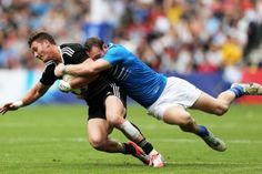 Rugby makes a comeback in the Olympics