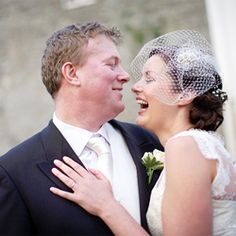 The brides smile lights up every image in this beautifully intimate winter wedding held in an Irish castle {by Lisa O'Dwyer}
