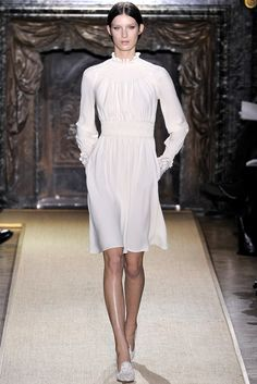 Valentino Spring 2012 Couture Fashion Show - Marte Mei van Haaster