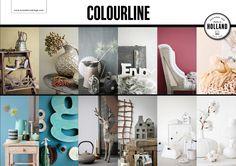 Behang / Wallpaper Collection Colourline - BN Wallcovering. Verkrijgbaar bij Deco Home Bos in Boxmeer. www.decohomebos.nl