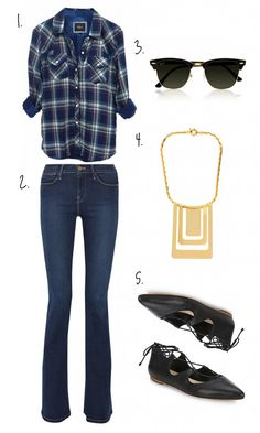 Outfit Inspiration: Back to School | College Edition