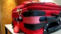L'explication de ces objets volés dans la valise malgré la présence d'un cadenas