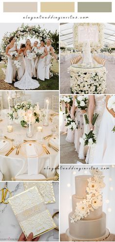 shimmer offwhite and gold neutral color glam wedding ideas Laser Cut Wedding Invitations, Trendy Wedding, Wedding Ideas, Free Prints, Neutral Colors, Laser Cutting, Wedding Colors, Off White, Table Decorations