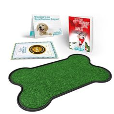 Paw Prince Bone Shape Dog Potty Patch -- Be sure to check out this awesome product.