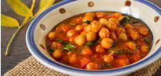 Cícer v pikantnej omáčke   Hlavné jedlá   Recepty   FIT štýl