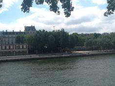 Rio Sena. Paris