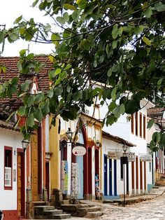 Tiradentes - Minas Gerais - Brasil An extremely well preserved colonial town