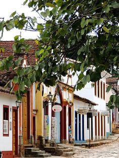 Tiradentes, Minas Gerais, Brazil #LugaresDRF