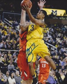 AAA Sports Memorabilia LLC - Trey Burke Autographed Michigan Wolverines 8x10 UM Photo / Utah Jazz Top Draft Pick, $74.95 (http://www.aaasportsmemorabilia.com/collegiate/trey-burke-autographed-michigan-wolverines-8x10-um-photo-utah-jazz-top-draft-pick-1/)