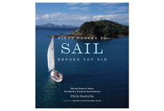 For Peter C $24.95 hardcover, 7x8, Fifty Places to Sail Before You Die