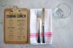 Delux Cafe Branding delux_cuban_lunch-_menu – Restaurant branding, marketing and other notes on various design topics Restaurant Branding, Café Branding, Cuban Restaurant, Restaurant Menu Design, Restaurant Marketing, Restaurant Ideas, Corporate Branding, Cuban Cafe, Menu Layout