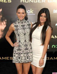 Kendall and Kylie Kardashian