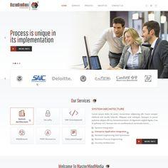 Wordpress Redesign by utsav99