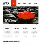 Red & Black Website Templates
