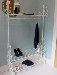 vintage style clothes rail uk, 63 best garment rack images on pinterest | clothes rail, garment, Design ideen