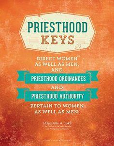 Priesthood keys