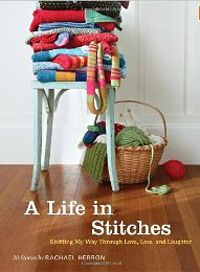 Cute essays about knitting and life.