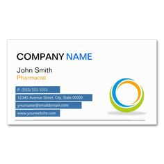 Pharmacist - Modern Sphere Double-Sided Standard Business Cards (Pack Of 100). I love this design! It is available for customization or ready to buy as is. All you need is to add your business info to this template then place the order. It will ship within 24 hours. Just click the image to make your own!