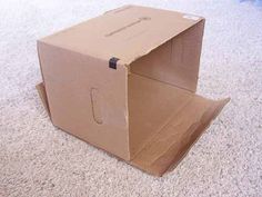 how-to-make-cardboard-treasure-box