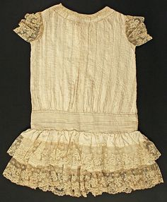Dress (1910) French