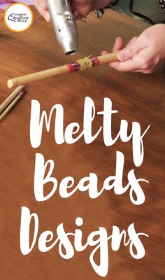 Melty Beads Designs