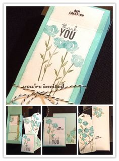 A set or 6 invitation book markers and 6 thank you cards in a box for only $20 Book Markers, Your Cards, Thank You Cards, Favorite Recipes, Invitations, Box, How To Make, Appreciation Cards, Snare Drum