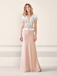 b4ebfd579 Vestidos de festa longos  modelos irresistíveis! Vestido De Noiva Peplum