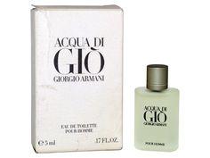 Giorgio Armani - Miniature Acqua di Giò (Eau de toilette 5ml)
