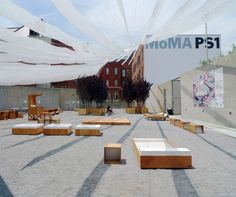 Finalists for MoMA PS1 2014 Young Architects Program | Bustler