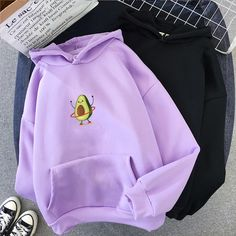 Casual Avocado Hoodies Women – Accessories and All Cute Sweatshirts, Cool Hoodies, Cute Shirts, Cute Lazy Outfits, Cool Outfits, Stylish Hoodies, Cute Jackets, Hoodie Outfit, Teen Fashion Outfits