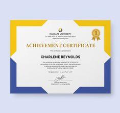 Free School Certificate Template Certificate Layout, Certificate Of Merit, Graduation Certificate Template, Certificate Background, Certificate Design Template, Certificate Of Appreciation, School Certificate, Free Certificates, Travel Brochure Design