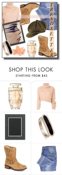 """""""Making Waves"""" by nusongbird ❤ liked on Polyvore featuring Cartier, Ann Demeulemeester, Williams-Sonoma, Monica Vinader, UGG, Taya and Dents"""