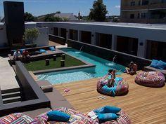 WINDTOWN Lagoon Resort, Restaurant & Spa in Langebaan Zuid Afrika