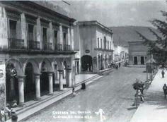 Centro de Cd. Hidalgo. Michoacan