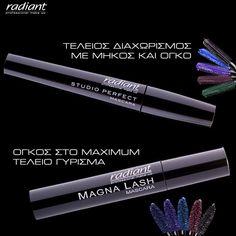 for definition & length. for irresistible volume & perfectly curled lashes. Professional Makeup, Mascara, Lashes, Make Up, Eyes, Studio, Beauty, Mascaras, Eyelashes