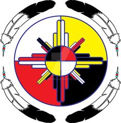 A medicine wheel I designed that is patterned after Native American motifs. Created with the intention of healing for anyone, everyone, and the pl. Native American Medicine Wheel, Native American Artwork, Native American Quotes, Native American Symbols, Native American Design, Native Design, Native American Beadwork, Native American History, Viking Symbols