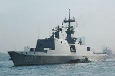 "Republic of Korea""KD-1""(광개토 대왕함)"