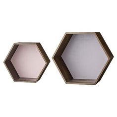 Set of 2 Display Boxes