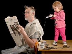 Dave Engledow's Awesome Father Daughter Portraits / My brother needs to do some of these with the girls!