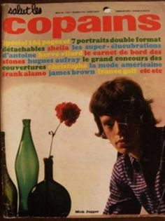Salut les copains - n°46 - 05.1966 James Brown, Mick Jagger, Sheila, Herve, Rolling Stones, My World, My Love, Magazines, Books