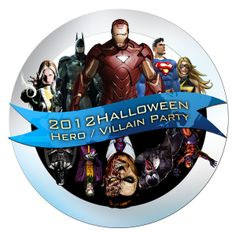 Some people were throwing a superhero themed party and contacted Cizastudios.com to create a logo for the invites etc. here's what was created. Superhero Theme Party, Party Themes, Create A Logo, Some People, Invitations, Graphics, Graphic Design, Logos, Save The Date Invitations