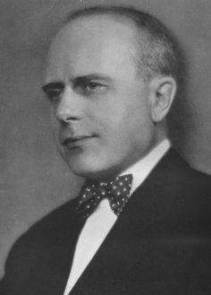 Waldo G. Leland, Director, 1939-1948; Executive Secretary, 1927-1939