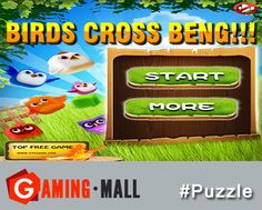 #WeekendGames for #Kiddos..Online games for the kids!..click one bird to launch cross beng!http://ow.ly/yLD0p
