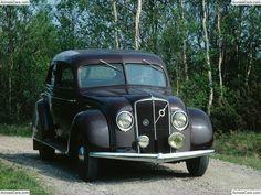Volvo PV36 Carioca (1935)