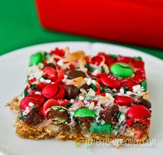 Christmas Magic Cookie Bars | eBay