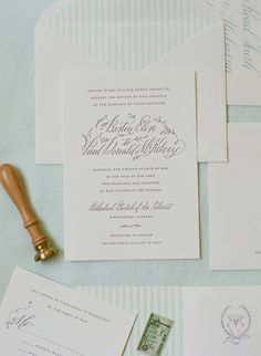 Classic-Mint-Navy-Calligraphy-Wedding-Invitations-Holly-Hollon-OSBP2