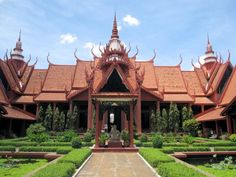 pontos turísticos do Camboja