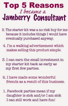 Join Jamberry and become a consultant today! What's the worse that can happen? You end up with products that you will love! Guaranteed! https://jaybeejams.jamberry.com/join