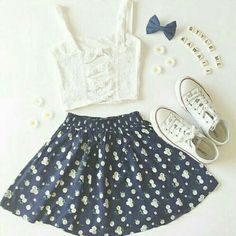 summer clothes for teenage girls. Yes or NO!, Spring Outfits, summer clothes for teenage girls. Yes or NO! Teenage Girl Outfits, Girly Outfits, Cute Summer Outfits, Skirt Outfits, Outfits For Teens, Cool Outfits, Casual Outfits, Outfit Summer, Dress Summer