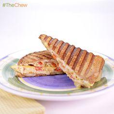 Omelette Panini by Elizabeth Kellett! #TheChew
